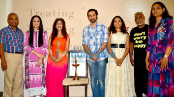 Gracy Singh, Vinod Kambli, Shibani Kashyap & others at The Other Song's free diabetes workshop