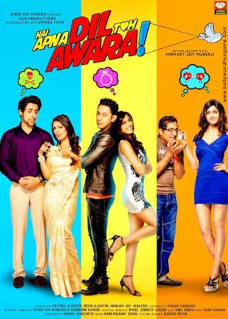 First Look Of The Movie Hai Apna Dil Toh Awara