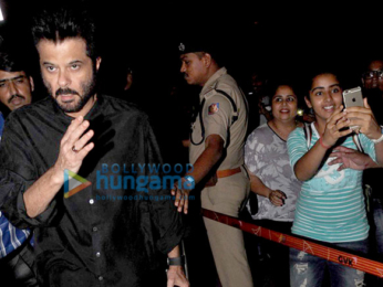 Hrithik Roshan, Daisy Shah, Anil Kapoor and others depart for IIFA 2016