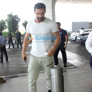 John Abraham, Shraddha Kapoor & Tamannaah Bhatia snapped at the airport