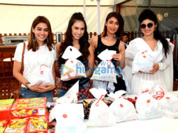 Lauren Gottlieb organizes Leap for Hunger charity event