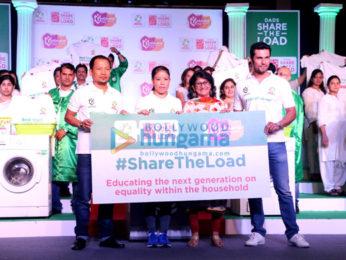 Randeep Hooda and Mary Kom launch Ariel's #Share The Load course