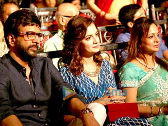 Javed Jaffrey, Dia Mirza, Smita Thackeray
