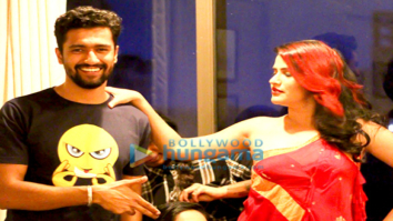 Sona Mohapatra, Sobhita Dhulipala & Vicky Kaushal shoot for the Qatl-E-Aam Unplugged music video for Raman Raghav 2.0