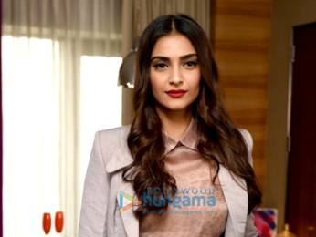 Sonam Kapoor at 'The Tara Sharma' show