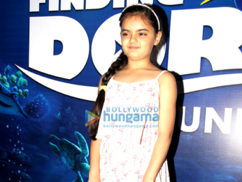 Special screening of 'Finding Dory' for celebrities & kids