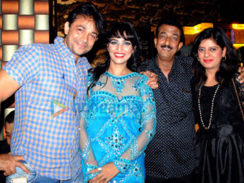South actress Tanisha Singh's birthday celebrations