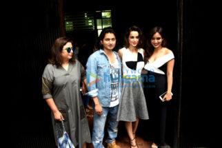 World premiere of short film 'Kriti'