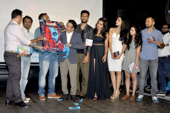 Nawazuddin Siddiqui, Anurag Kashyap, Ram Sampath, Vicky Kaushal, Sobhita Dhulipala, Sona Mohapatra