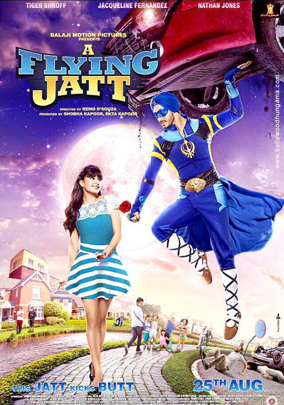 A Flying Jatt Movie: Review, Songs, Images, News, Videos