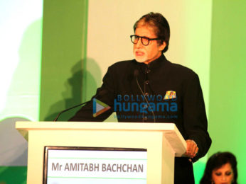 Amitabh Bachchan graces the WHO event on World Hepatitis Day