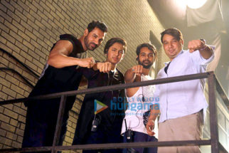 On The Sets Of The Film Dishoom