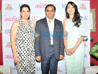 Gauahar Khan unveils Asia Spa India magazine's July cover issue