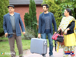 Wallpapers Of The Movie Guest Iin London