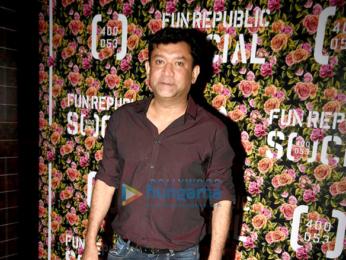 Imran Khan, Shriya Saran, Manasvi Mamgai and many more at Fun Republic Social launch