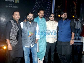Irrfan Khan promotes 'Madaari' on the sets of Sa Re Ga Ma Pa