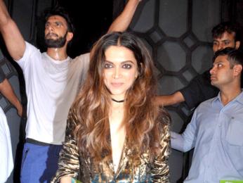 Shah Rukh Khan, Ranveer Singh, Deepika Padukone, Sonam Kapoor & others at Jitesh Pillai's birthday bash