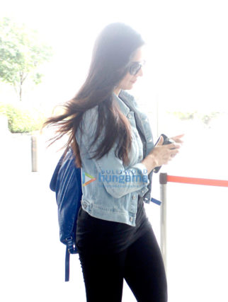Katrina Kaif, Gauahar Khan, Daisy Shah snapped at the international airport