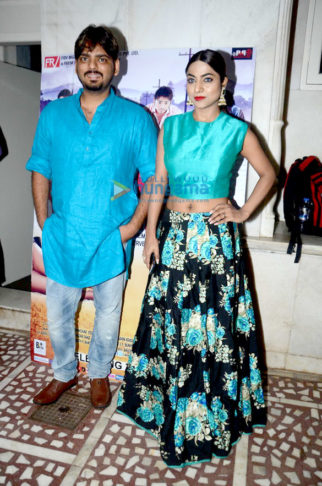 Launch of 'Love Ke Funday' with the cast & crew