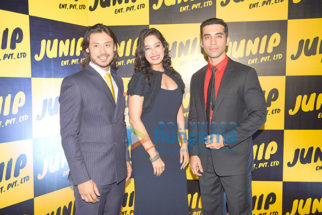 Launch of Tanya Malik, Harsh Vardhan Deo & Kushal Punjabi's production house 'Junip Ent. Pvt. Ltd.'