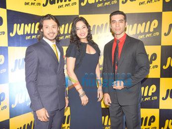 Launch of Tanya Malik, Harsh Vardhan Deo & Kushal Punjabi's production house 'Junip Ent. Pvt. Ltd.'