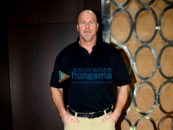 Nathan Jones talks about 'A Flying Jatt'