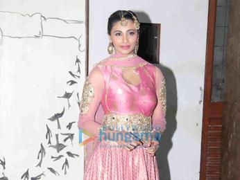 Salman Khan graces Daisy Shah's debut play Begum Jaan