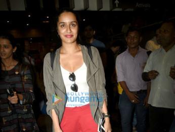 Shraddha Kapoor returns from Bali