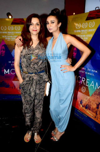 Special screening of 'M Cream' with Ira Dubey & others