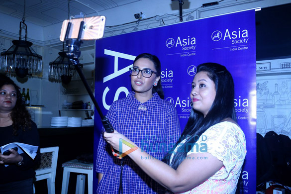 Swara Bhaskar graces the Asia Society India Centre event