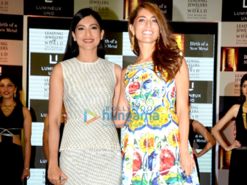 Team of 'Fever' graces the launch of 'Leading Jewelers Of The World'