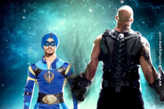 First Look Of The Movie A Flying Jatt
