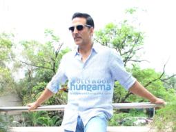 Akshay Kumar talks about 'Rustom' success