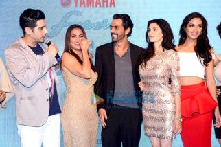 Arjun Rampal, Lara Dutta & Gaurav Arora grace the Miss Diva bash