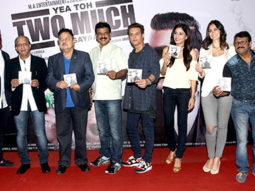 Audio release of the film Yea Toh Two Much Ho Gayaa