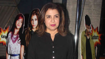 Farah Khan At Music Launch Of Sunshine Music Tours And Travels