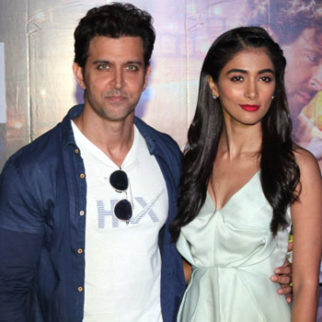 Hrithik Roshan, Pooja Hegde At An Entertaining Meet & Greet