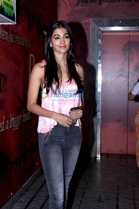 Pooja Hegde snapped at PVR Juhu