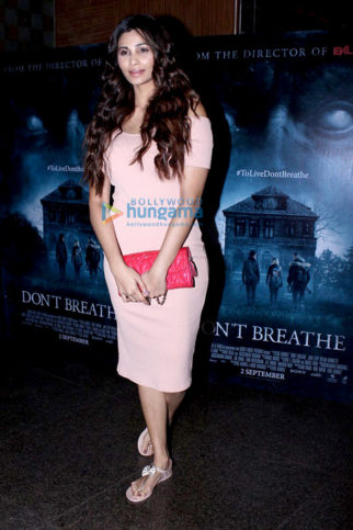 Premiere of Hollywood film 'Don't Breathe'