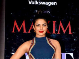 Priyanka Chopra Unveils Latest Issue Of 'Maxim'