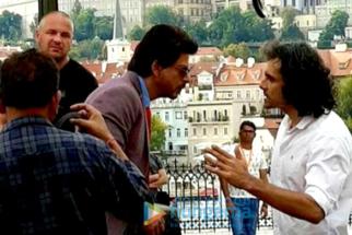 On The Sets Of The Film Shah Rukh Khan-Imtiaz Ali's Next