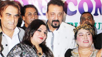 Sanjay Dutt Attends Sehri-Dinner Hosted By Qureshi Brothers