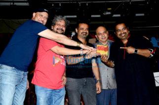 Loy Mendonsa, Amole Gupte, Ehsaan Noorani, Sanjay Divecha, Shankar Mahadevan