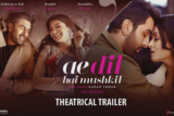 Ae Dil Hai mushkil Theatrical Trailer Feature Img