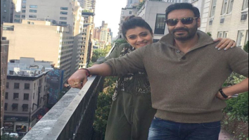 Check out: Ajay Devgn and Kajol begin Shivaay promotions in New York City