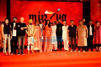 Audio release of 'Mirzya'