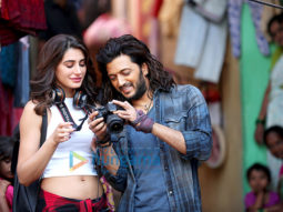 On The Sets Of The Movie Banjo