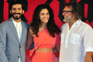 Rakeysh Mehra, Harshvardhan Kapoor And Saiyami Khe's HILARIOUS Rapid Fire