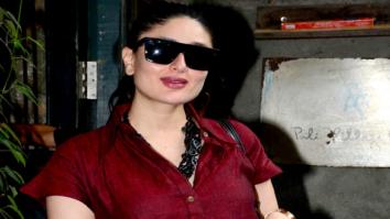 Kareena Kapoor Khan, Tusshar Kapoor & Aftab Shivdasani snapped post lunch at 'Pali Village Cafe'