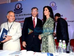 Katrina Kaif & Juhi Chawla receive 'Priyadarshini Global Awards'